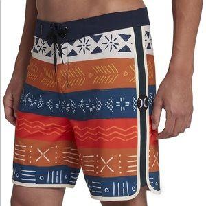 NWT Hurley Phantom Native Board Shorts